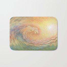 Cosmic Wave Bath Mat