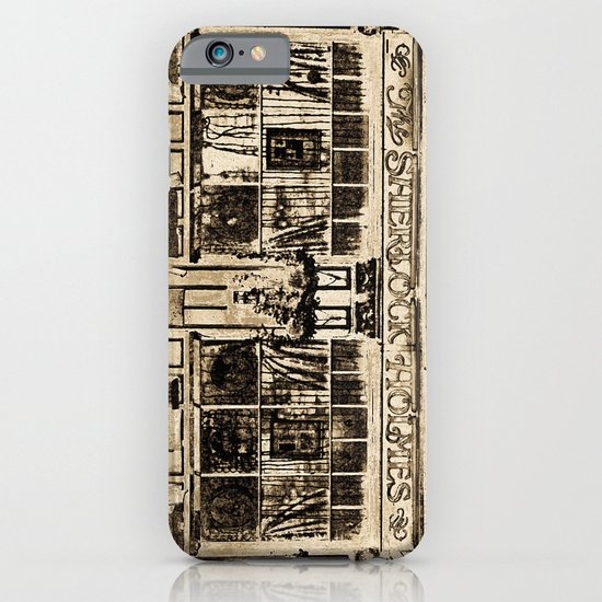 The Sherlock Holmes Pub London iPhone & iPod Case