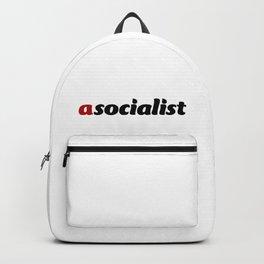 asocialist Backpack