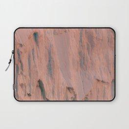 Pastel colored Iceberg in Sunset Light – Greenland Laptop Sleeve