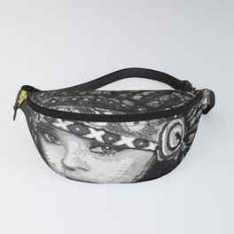 INDIAN--GIRL Fanny Pack
