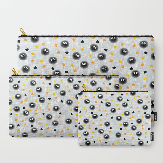 Halloween Soot Spirits Spirited Away Carry All Pouch By Laylabird Society6