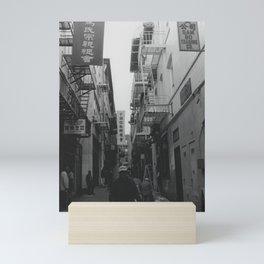 Chinatown Slice 2 Mini Art Print