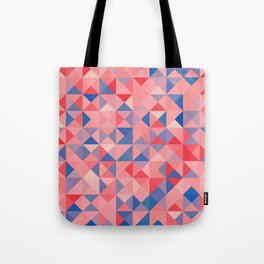 colorful Triangles 1 Tote Bag