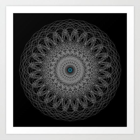 Nexus N°38bis Art Print