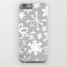 Snowflake Concrete iPhone 6s Slim Case