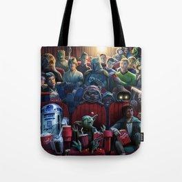 Nerd Haven Tote Bag