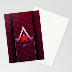 creed assassins Stationery Cards