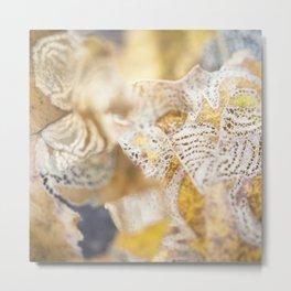 Oak Leaf Metal Print