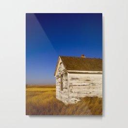 The Flatlands Metal Print