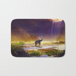 Road to Shambhala Bath Mat