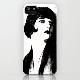 LOUISE BROOKS:  MY LOVE IS ALL I HAVE TO GIVE iPhone Case