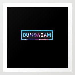 DUMBADAM Original Art Print