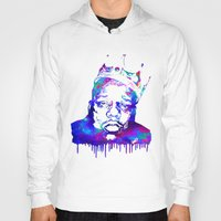 notorious Hoodies featuring Notorious by Fimbis