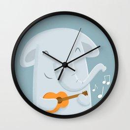Nice song, E! Wall Clock