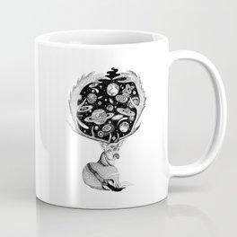 Space Deer Coffee Mug