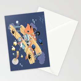 The Flying Night Stationery Cards