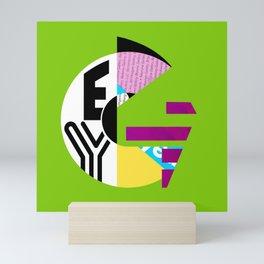 G Mini Art Print
