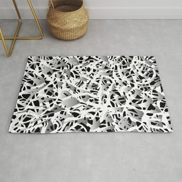 deep structure Rug