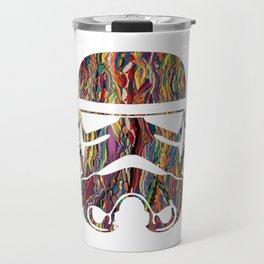 Raised on Biggie and The Dark Side Travel Mug