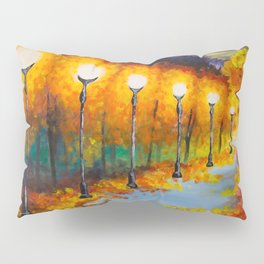 Lights will guide you home Pillow Sham