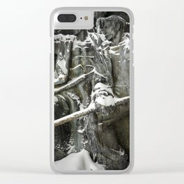 Fight for Your Rights to Party Clear iPhone Case