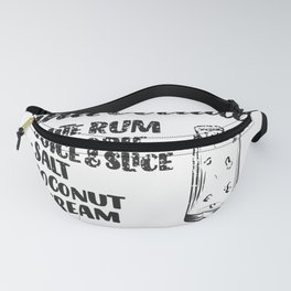 Pina Colada - Cocktail Gift Fanny Pack