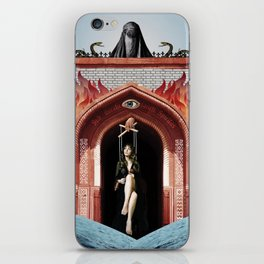 The Gate iPhone Skin