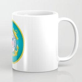 Seal of the United States Coast Guard Coffee Mug
