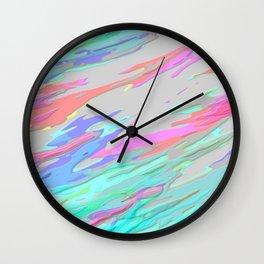 Velvet Tide Wall Clock