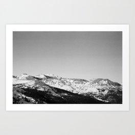 A-Basin Art Print