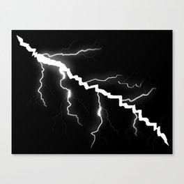 rayo Canvas Print