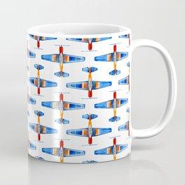 planes pattern3 Coffee Mug