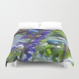 Salvia Duvet Cover