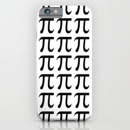 Funny Math Pun Pi Day Gift Math Science Lover Pi day iPhone Case