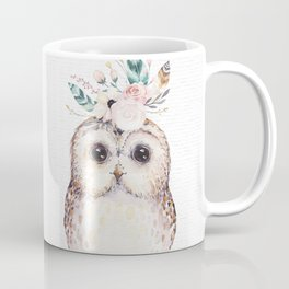 Forest Owl by Nature Magick Coffee Mug