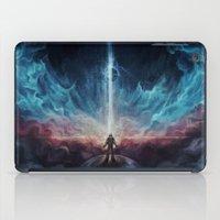 interstellar iPad Cases featuring Interstellar by jasric
