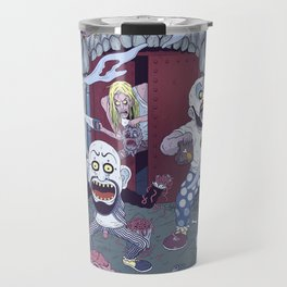 Captain Spaulding's Happy Family Travel Mug