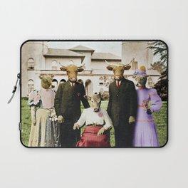 Cowtown Abbey Laptop Sleeve