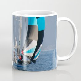 Sailing the Pacific Northwest Coffee Mug