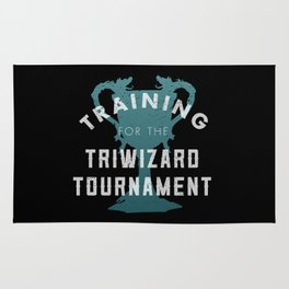 Training: Triwizard  Cup Rug