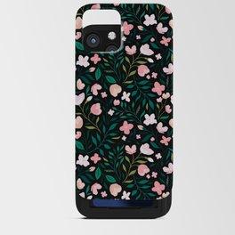 Wild Jasmine iPhone Card Case
