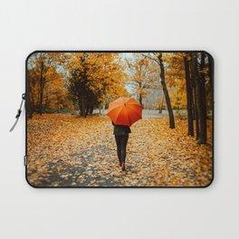 Autumn Walk Laptop Sleeve