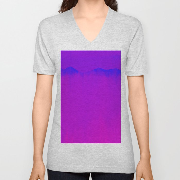 Mountain III Unisex V-Neck