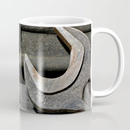 Group of old wrenches Coffee Mug