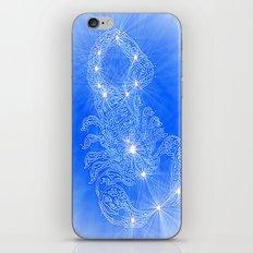 Scorpio, constellation series iPhone & iPod Skin