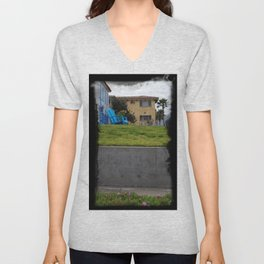 House on The Esplanade Unisex V-Neck