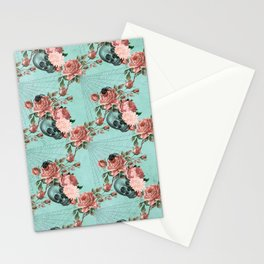 Gothic Design Pattern Stationery Cards