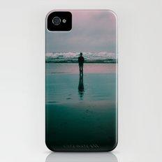 alone. Slim Case iPhone (4, 4s)