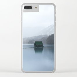 Vancouver, British Columbia II Clear iPhone Case